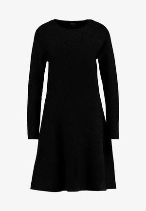 VMNANCY DRESS - Abito in maglia - black