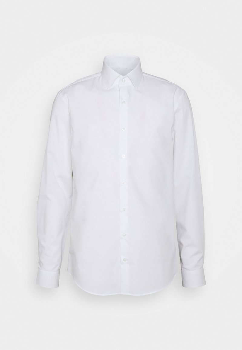 Calvin Klein Tailored - STRETCH SLIM SHIRT - Formal shirt - white