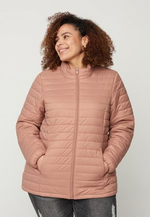 Light jacket - rose