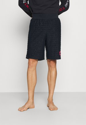 RETRO TOWELLING TRACK SHORT - Bas de pyjama - desert sky