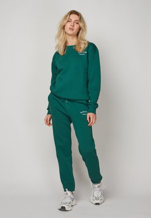 STELLA - Sweater - green