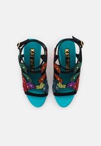 Kat Maconie - SELINA - Sandals - black/multicolor - 5
