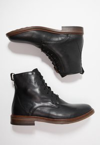Shoe The Bear - NED - Lace-up ankle boots - black - 1