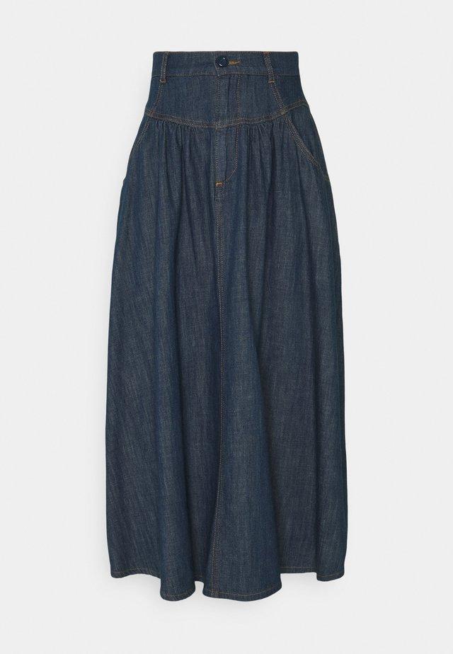 Gonna di jeans - denim blue