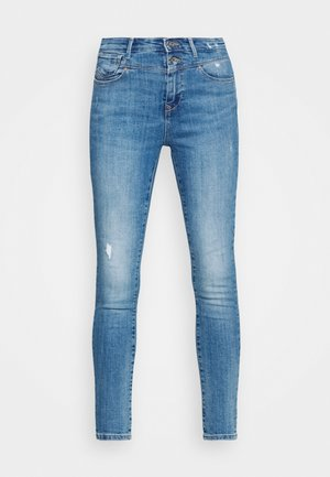 ONLCHRISSY LIFE - Jeans Skinny Fit - light medium blue denim