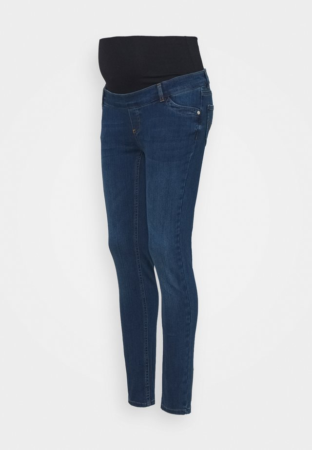 SUSTAINABLE - Slim fit jeans - deep blue