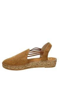 Toni Pons - Wedge sandals - cognac - 1