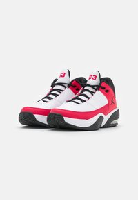 Jordan - MAX AURA 3 UNISEX - Chaussures de basket - white/very berry/black - 1