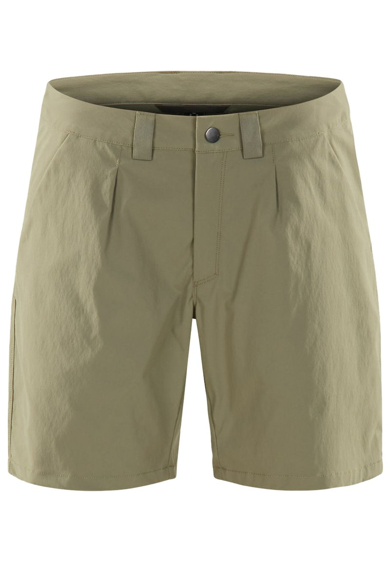 Haglöfs - MID SOLID SHORTS - Outdoor shorts - lichen