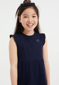 WE Fashion - Day dress - dark blue - 1