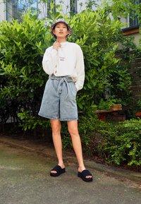 BDG Urban Outfitters - SPHERE - Felpa - ecru - 8