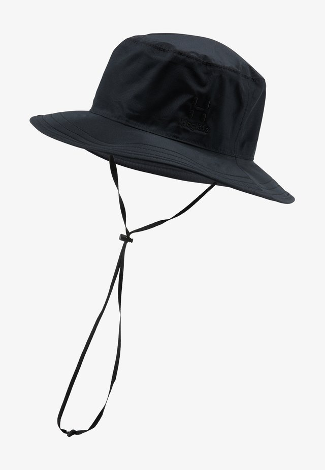 Hat - true black