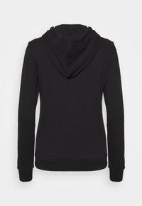 Armani Exchange - FELPA - Zip-up hoodie - black - 1