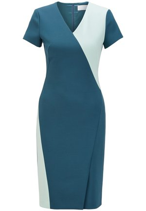 DECALA - Shift dress - dark blue