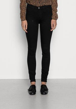 SLFGAIAMAYA - Slim fit jeans - black
