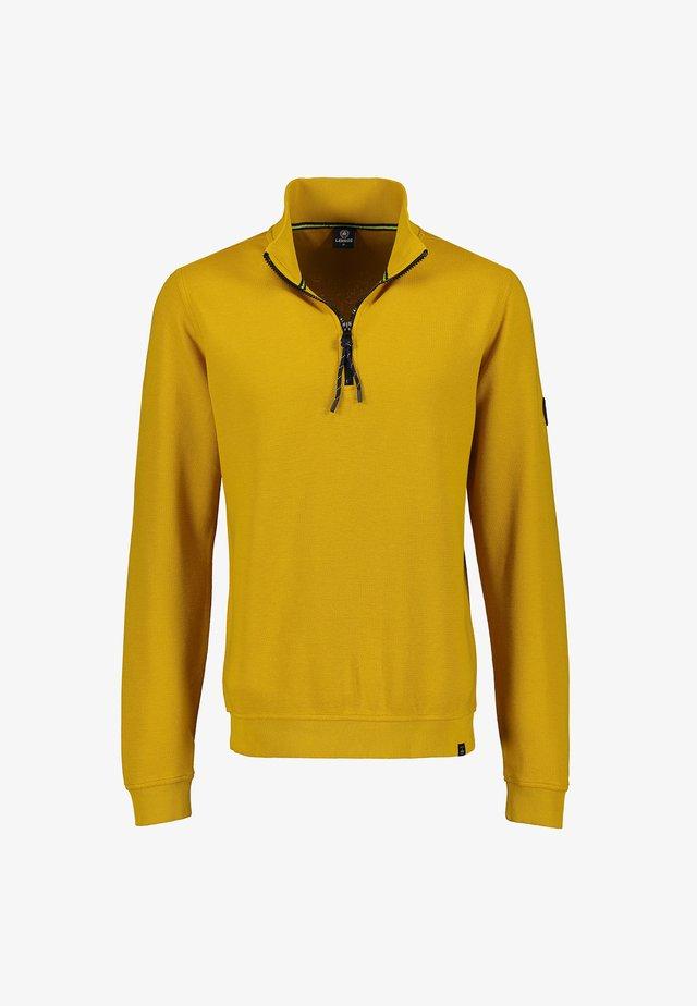 Sweatshirt - dark corn yellow
