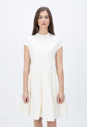 Day dress - antique white