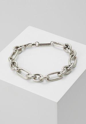 CADENA BRACELET - Armbånd - silver-coloured