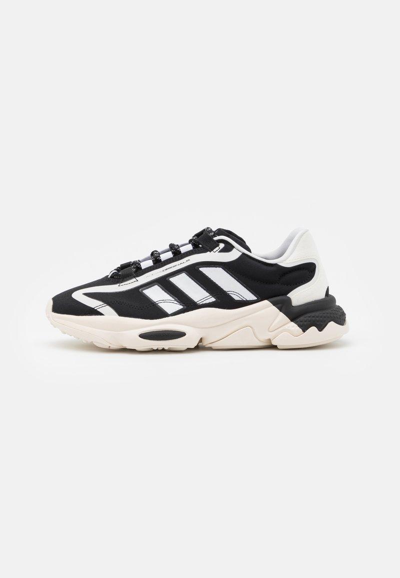 adidas Originals - OZWEEGO BIG LOGO UNISEX - Joggesko - chalk white/core black/footwear white
