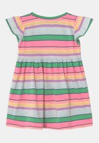 GAP - TODDLER GIRL SKATER DRESS - Jerseyklänning - multi-coloured - 1