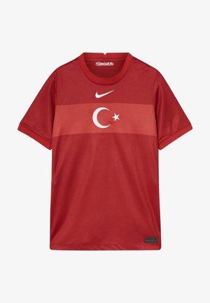 TÜRKEI Y NK BRT STAD SS AW - Article de supporter - gym red/sport red/white