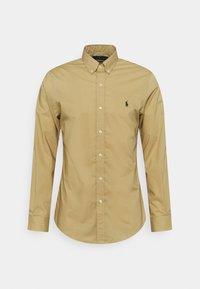 Polo Ralph Lauren - LONG SLEEVE SHIRT - Shirt - coastal beige - 0