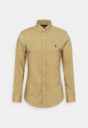 LONG SLEEVE SHIRT - Shirt - coastal beige