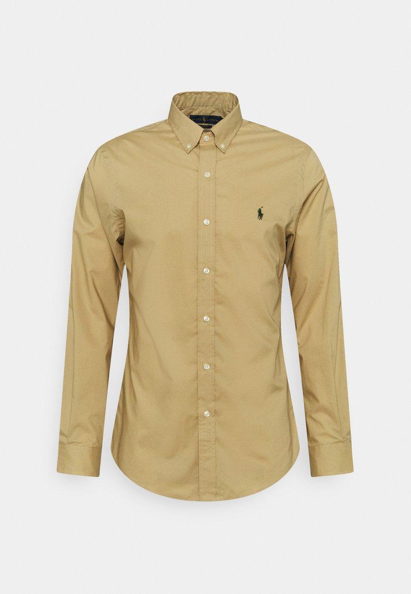 Polo Ralph Lauren - LONG SLEEVE SHIRT - Shirt - coastal beige