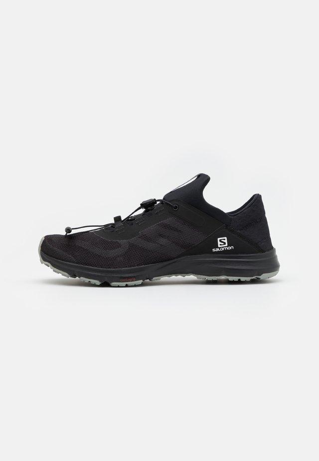 AMPHIB BOLD 2 - Trail running shoes - black/quarry