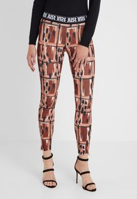 Just Cavalli - PANTALONE - Leggings - Hosen - print - 0