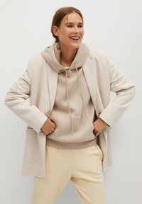 Mango - COLONIA-I - Manteau court - beige - 0