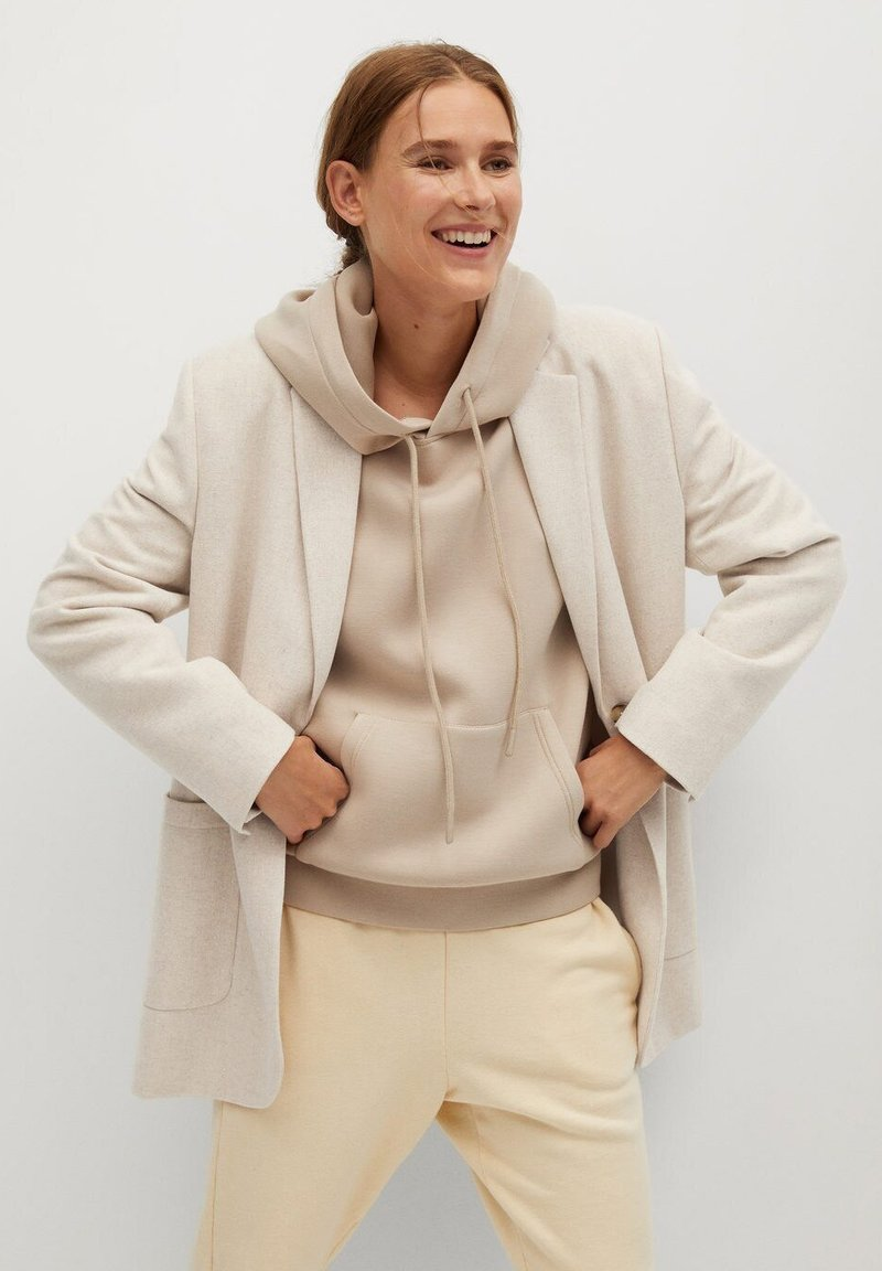 Mango - COLONIA-I - Manteau court - beige