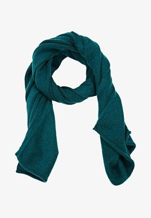 Sjaal - emerald green