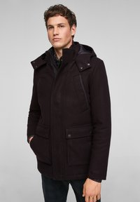 QS by s.Oliver - Winter jacket - black - 3
