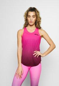 Ellesse - SACILE - Top - pink/black - 0