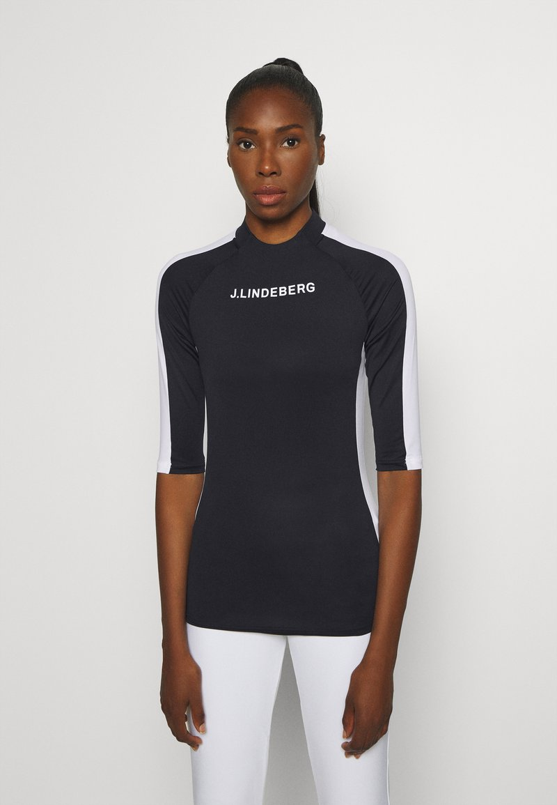 J.LINDEBERG - MARGOT SOFT COMPRESSION - Sports shirt - navy