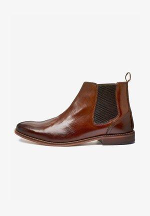 Støvletter - brown