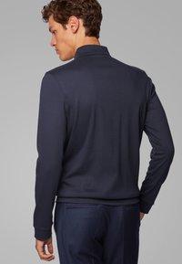 BOSS - SKILES 02 - Zip-up hoodie - dark blue - 2