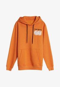 Bershka - Hoodie - orange - 4