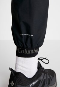 Columbia - WEST END WARM PANT - Długie spodnie trekkingowe - black
