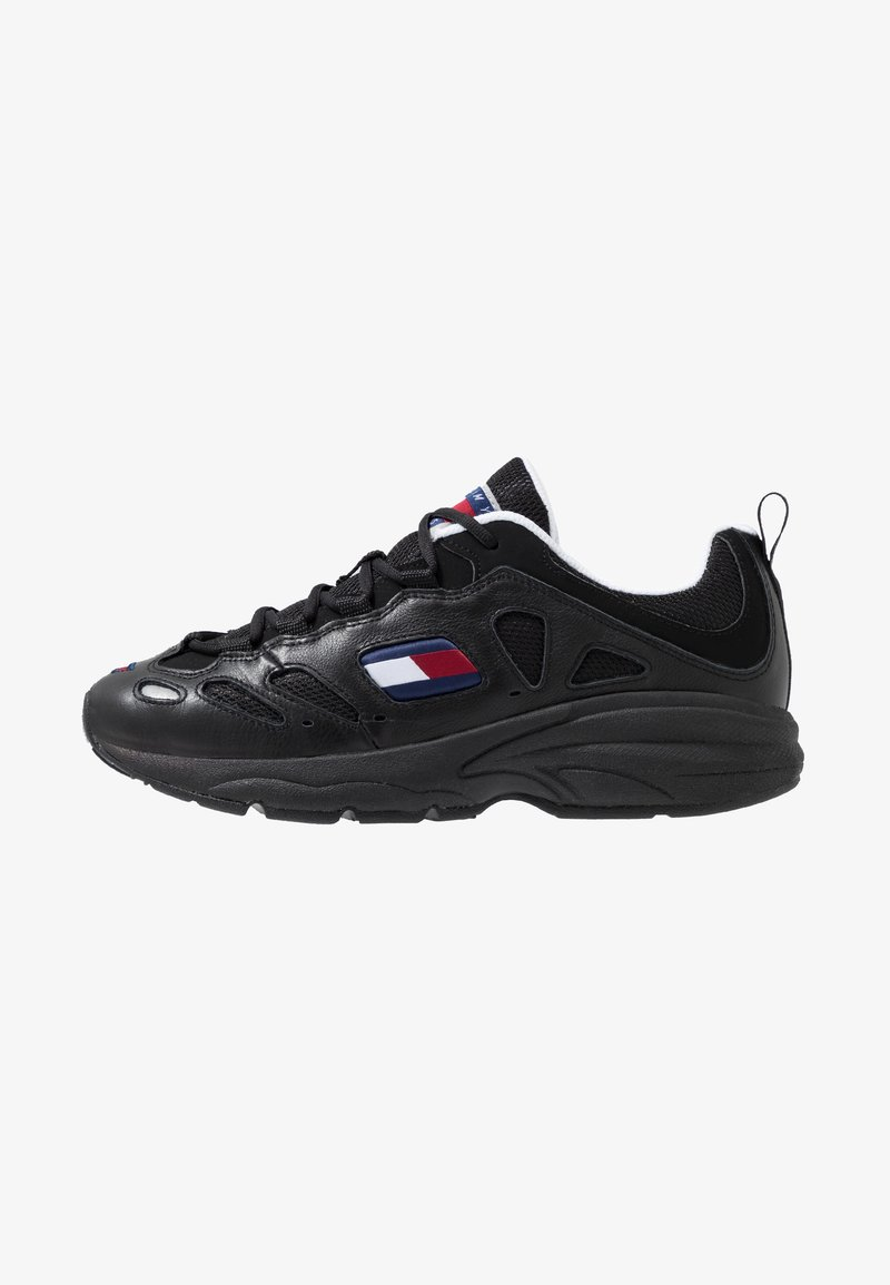 Tommy Jeans - RETRO - Sneakers - black