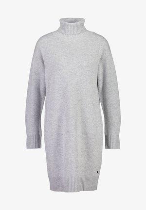 NEWBURY - Jumper dress - grey marl