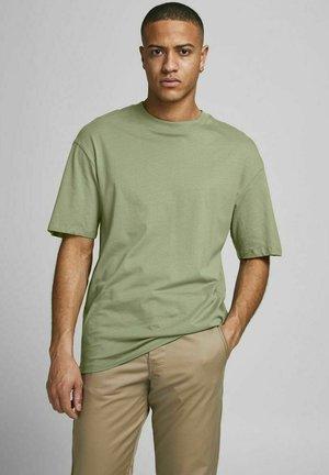 JORBRINK TEE CREW NECK - T-shirt - bas - sea spray