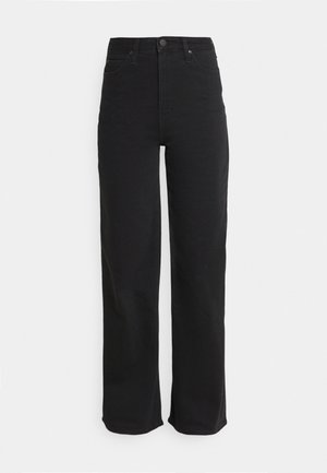 STELLA A LINE - Relaxed fit jeans - black parker