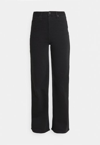 STELLA LINE - Relaxed fit jeans - black parker