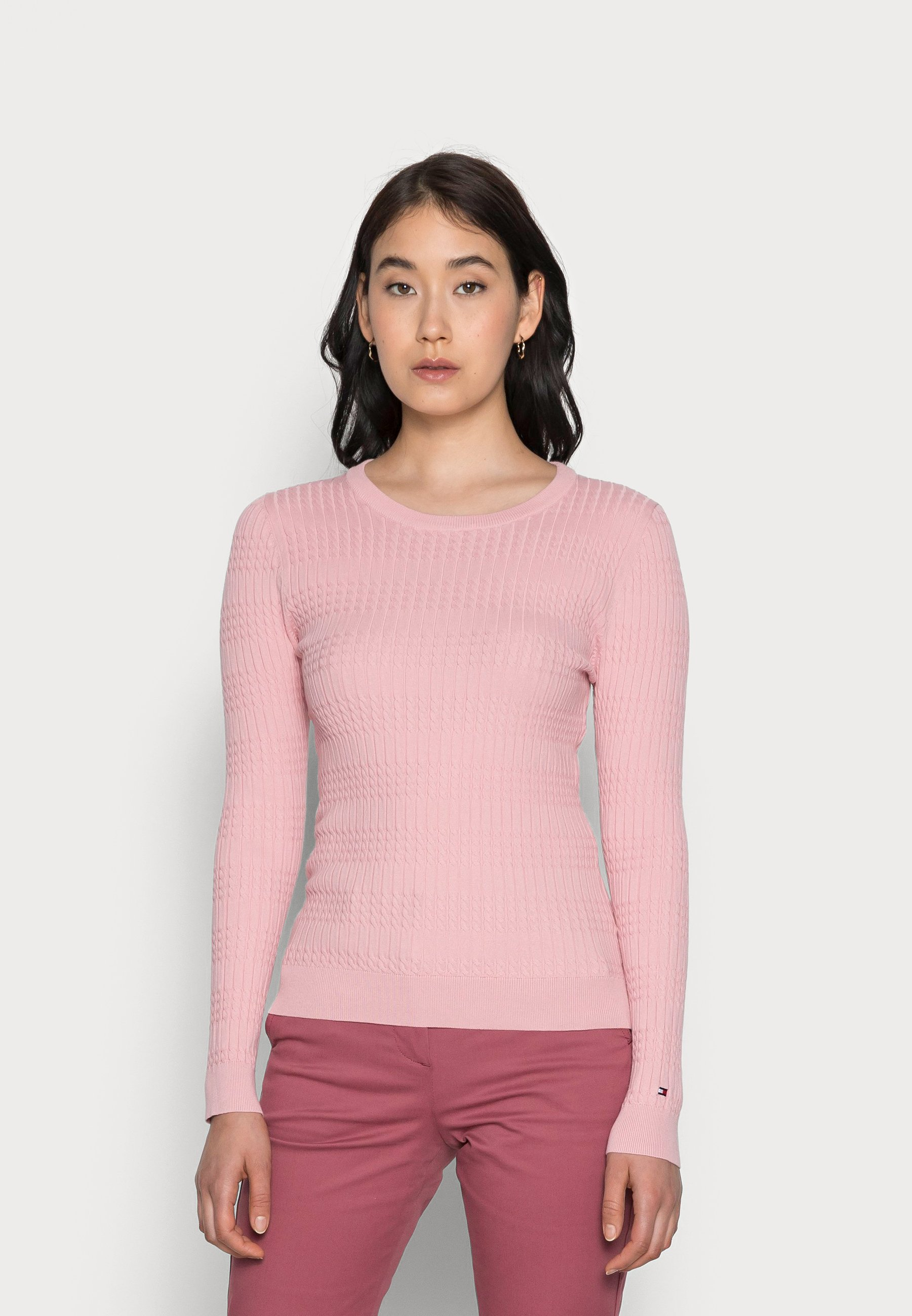Mujer CABLE  SWEATER  - Jersey de punto