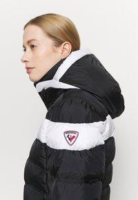 Rossignol - HIVER - Ski jacket - black - 5