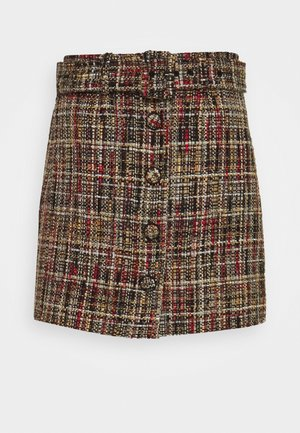 SKIRT - Mini skirt - multicolour