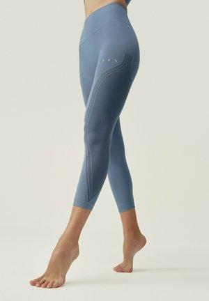 MANDIRA - Legging - gris azulado