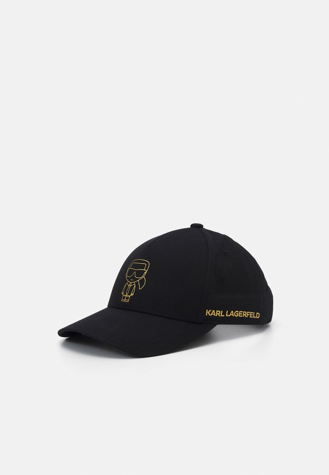 BASECAP UNISEX - Cappellino - black